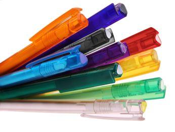 Kugelschreiber zur Veredelung